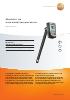 Medidor de humedad/temperatura-testo 605-H1