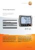 Termohigrómetro-testo 608
