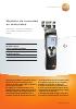 Medidor de humedad en materiales-testo 616