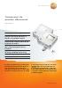 Transmisor de presión diferencial-testo 6321