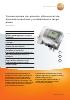 Transmisores de presión diferencial de elevada exactitud y estabilidad a largo plazo-testo 6351
