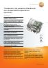 Transmisor de presión diferencial con humedad/temperatura opcional-testo 6381