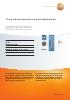 Tiras de temperatura autoadhesivas-testoterm