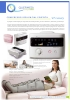 Presoterapia-Compresor secuencial portátil V7 Luxury