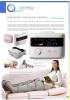Presoterapia-Compresor secuencial port�til V7 Luxury