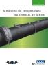 Catálogo especial para la medición de temperatura en superficies