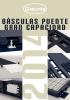 Catálogo Básculas Puente. Gran Capacidad 2014
