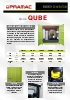 Serie Qube: Energía segura y flexible