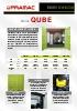 Sèrie Qube: Energia segura i flexible