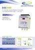 Controlador de ventilación AG25III