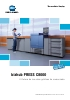 Sistema de producción bizhub PRESS C8000