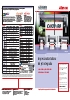 Impresora/cortadora Inkjet integrada CJV30 Series