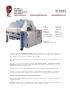 Prensa neumática CVM-50-A