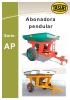 Abonadoras pendulares Tasias Serie AP