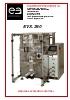 Máquina envasadora vertical_EVX260