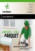 Parketfix Adhesivo para Parquet, Listo al uso!