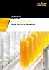 Lubricantes especiales para el sector de bebidas (EN)