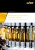 Lubricantes especiales para la industria farmacéutica (EN)