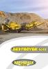 Keestrack-Trituradoras de impacto móviles Destroyer 1011 (ENG)