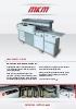 MKM Encoladora semiautomática HotMelt BW 986v Z5