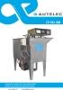Autelec CP-504 USB - Control de producción para almazaras
