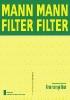 MANN-FILTER - Piezas y servicios perfectos (EN)