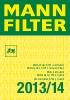 MANN-FILTER - Filtros de alto rendimiento para motocicletas, ATVs y quads