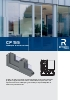 Catálogo sistema para correderas elevables de aluminio (modelo CP 155)