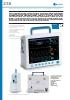 Monitor multiparamétrico de presion arterial PRO-6000