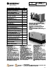 Doosan: Grupos electrógenos GEN-300 N / GEN-300 N- C