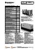 Doosan: Grupos electrógenos GEN-340 N / GEN-340 N- C