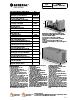 MTU: Grupos electrógenos GEN-1000 T / GEN-1000 T-C