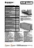MTU: Grupos electrógenos GEN-1100 T / GEN-1100 T-C