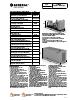 MTU: Grupos electrógenos GEN-1250 T / GEN-1250 T-C