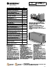 MTU: Grupos electrógenos GEN-1500 T / GEN-1500 T-C