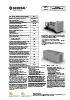 Mitsubishi: Grupos electr�genos GEN1415H / GEN1415HC