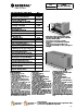 Mitsubishi: Grupos electrógenos GEN-1650 H / GEN-1650 H- C