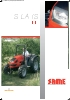Tractor Solaris 35- 45- 55