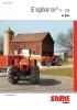 Tractor Explorer³ T-TB 85 - 100