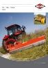 Trituradoras para el mantenimiento del paisaje y las vías públicas TB-TBE-TBES-PRO