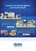 Impresoras de etiquetas digitales y sistemas de acabado CX1200e-FX1200e