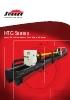Bruñidora de tubos Sunnen HTG
