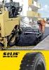 Repuestos para extendoras de asfalto