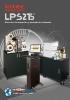 Impresora acabadora de etiquetas Intec LPS215
