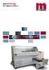 Catálogo general y características encoladoras PUR