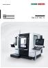 Centros de mecanizado vertical Serie DMC V_DMG Mori