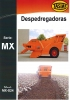 Despedregadoras Tasias MX-S24 - Acoplamiento al enganche fijo