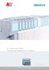 Sistema de E/S distribuidas TB20 Helmholz