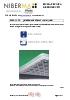 Ficha técnica de producto: Niberma Flex 252/T - GYMFIT25