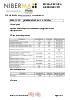 Ficha técnica de producto: Niberma Flex 25 6 /T - GYMFIT 60